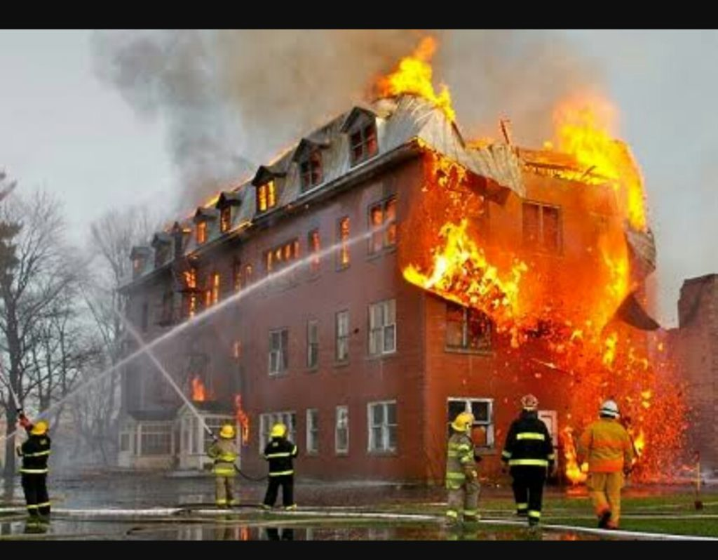 Uploaded To Do you have fire insurance for your rental property?