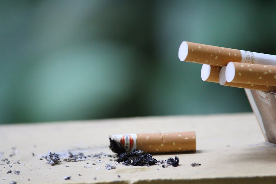 hould you allow renters to smoke cigarettes in your rental property?