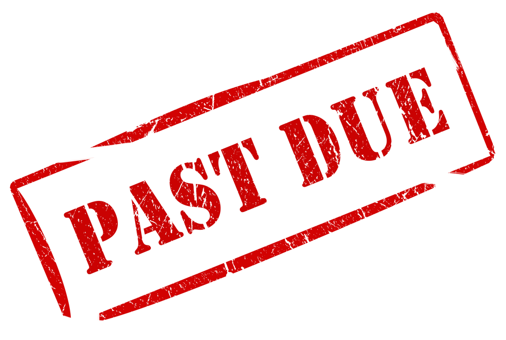 Past Due Payments