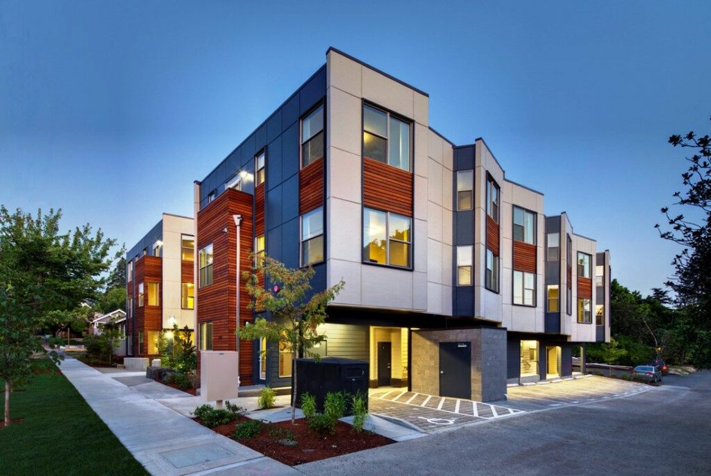 multifamily property